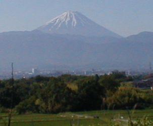 6月の富士