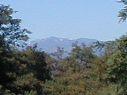 冠雪の金峰