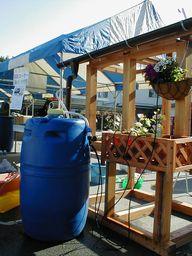 雨水利用タンク