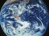 青い惑星・地球