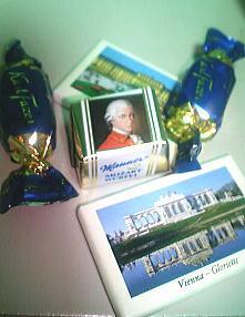 LAのチョコレート