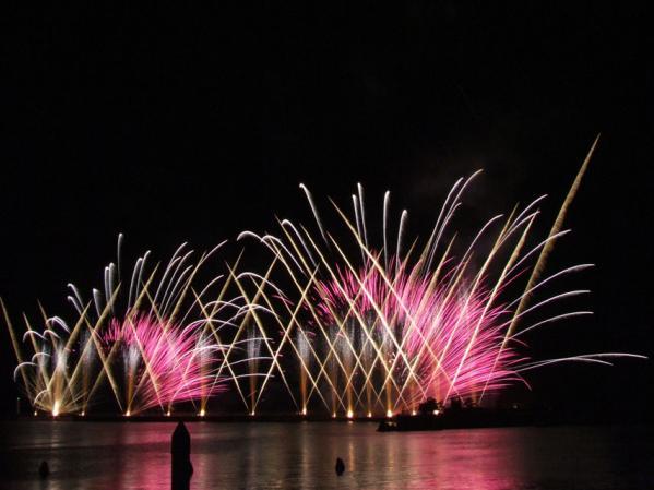 2011年8月8日 熱海海上花火大会(1)