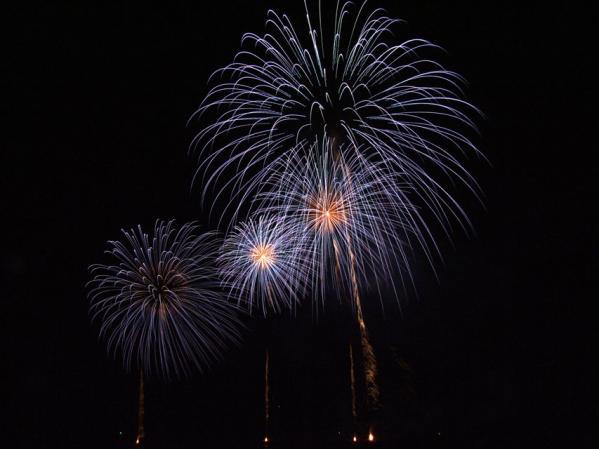 2011年8月8日 熱海海上花火大会(2)