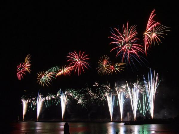 2011年8月8日 熱海海上花火大会(3)