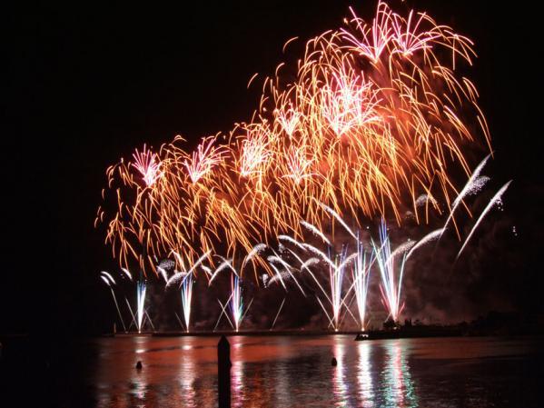 2011年8月8日 熱海海上花火大会(6)