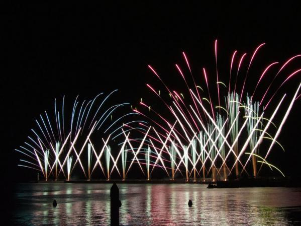 年8月8日 熱海海上花火大会(8)