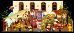 チャイナレストランをオープンしました♪