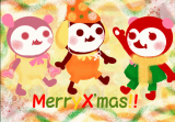チャラミンさんからのクリスマスプレゼント♪