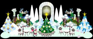 ホワイトクリスマス♪