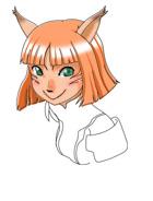 びんぼう猫