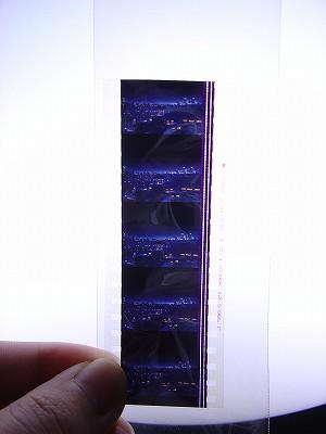 フィルムカット