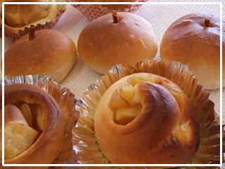 070320りんごパン1