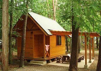尾白川キャンプ場