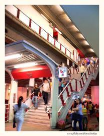BTS バンコク 駅 スカイトレイン