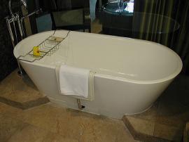 コンラッド バンコク ホテル バスルーム3