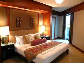 バンコク ホテル コンラッド 部屋1