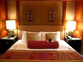 ホテル コンラッド バンコク 部屋2
