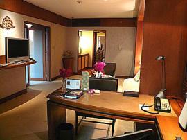 コンラッド リビング2 バンコク ホテル