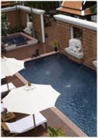 デイビス プール バンコク ホテル