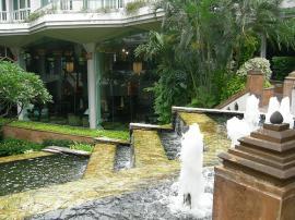 バンコク ホテル デュシット タニ ガーデン