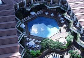 デュシット タニ バンコク プール ホテル