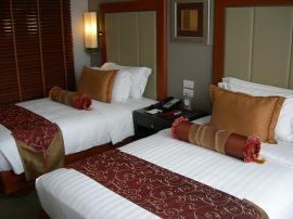 バンコク デュシット タニ ホテル 部屋1
