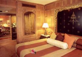 ホテル デュシット タニ バンコク 部屋2