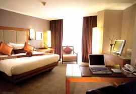 デュシット タニ ホテル バンコク 部屋3