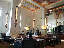 ロビー ホテル フォーシーズンズ バンコク