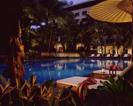 フォーシーズンズ プール バンコク ホテル