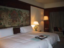 フォーシーズンズ 部屋1 バンコク ホテル