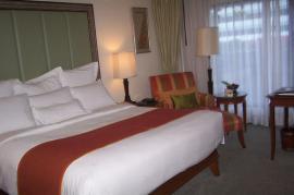 JW マリオットホテル バンコク 寝室