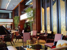 JW マリオットホテル バンコク ロビー
