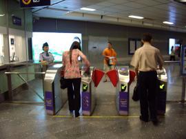 バンコク MRT