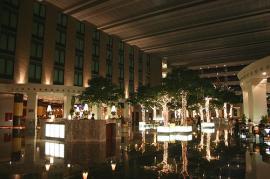 ノボテル スワンナプーム エアポート ホテル バンコク 概観