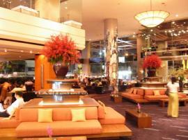 ホテル バンコク ノボテル サイアムスクエアー ロビー1