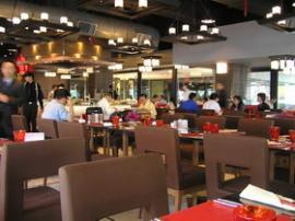 ノボテル バンコク ホテル サイアムスクエアー レストラン1