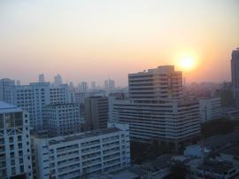 ノボテル ホテル サイアムスクエアー バンコク 眺め2