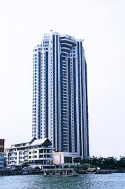 ペニンシュラホテル バンコク 概観