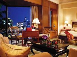 ペニンシュラホテル 部屋 バンコク