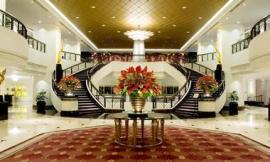 プラザ アテネ ア ロイヤル メリディアン バンコク ホテル 入り口