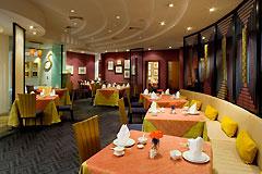 プラザ アテネ ア ロイヤル メリディアン バンコク ホテル レストラン
