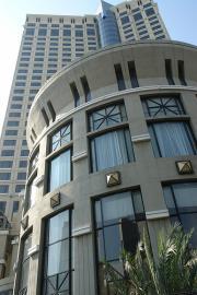 シェラトン グランデ スクンビット バンコク 概観 ホテル