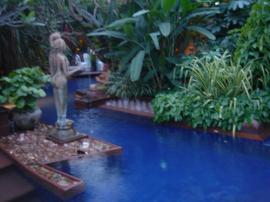シェラトン グランデ スクンビット ホテル バンコク プール2