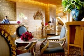 シェラトン グランデ スクンビット ホテル バンコク 入り口