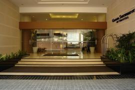 グランド ソフィテル スクンビット ホテル バンコク 入り口2