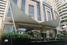 バンコク ソフィテル ホテル 外観1