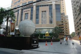 ソフィテル スクンビット バンコク ホテル 外観3