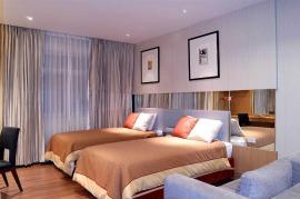 グランド ソフィテル スクンビット ホテル バンコク 部屋1