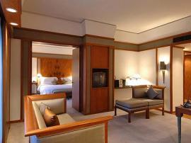 バンコク ホテル スコータイ 部屋 2